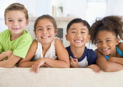 Kieferorthopädie bei Kindern